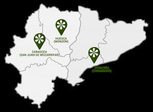 Mapa Distribución Grupos Rafael Naval